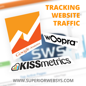 Why & How to Track Website Traffic