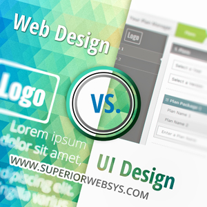 Web Design versus User Interface (UI) Design