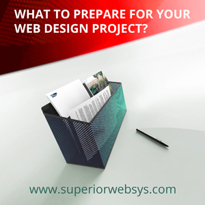 What to Prepare for Your Web Design Project?