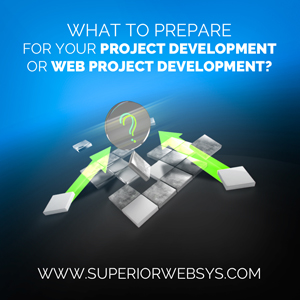 What to Prepare for Your Project Development or Web Development