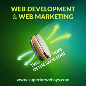 Web Development and Web Marketing